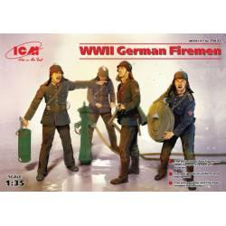WWII German Firemen