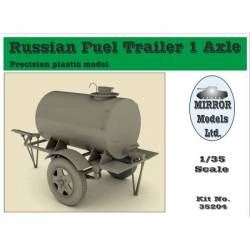 Russian Fuel Trailer 1 axle