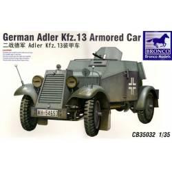 German Adler Kfz. 13 Armored Car