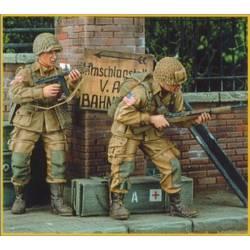Para US avec Thompson & Garand - Juin 1944 (2 fig)