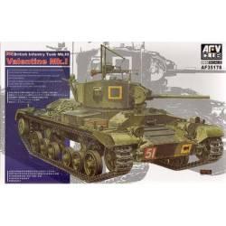 Valentine Mk1 Infantry Tank