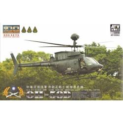 Bell OH-58D Helicopter R.O.C.
