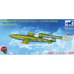 V-1 FIESELER Fi 103 A-1 Flying Bomb