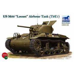 M22 Locust (T9E1) Airborne Tank (British Version)