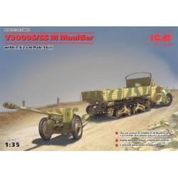 V3000S/SS M Maultier with 7,62 cm Pak 36(r)