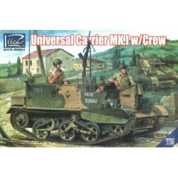 Universal Carrier Mk.1 with Crew