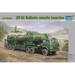 DF-21 Ballistic missile launcher