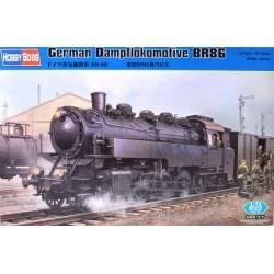 German Dampflokomotive BR86