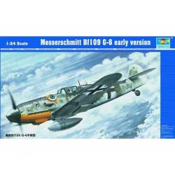 Messerschmitt Bf 109 G-6 Early Version