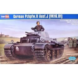 German Pzkpfw II Ausf J (VK16.01)