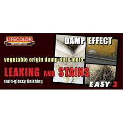 Leaking and stains vegetable
