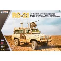 RG-31 Mk.3 Canadian Army MRAP w/RWS