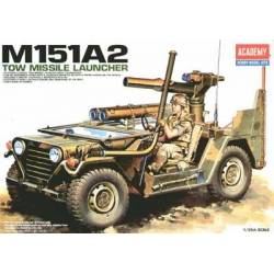 M151A2 with TOW MISSILE