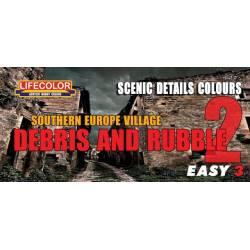 Southern Europe Village Debris+Rubble 2