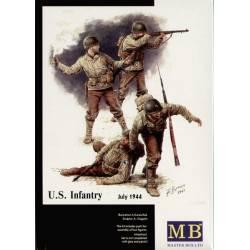 U.S. Infantry 1944