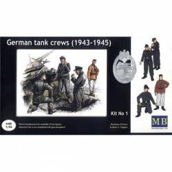 German Tank Crew Set 1 (1943-1945)