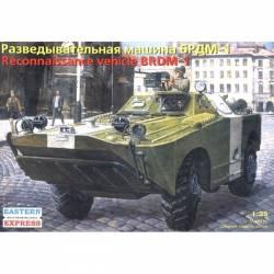 BRDM-1 Soviet Armoured reconnaissance vehicle