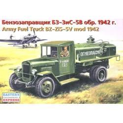 BZ-ZiS-5V Soviet WW2 Army Fuel Truck mod. 1942