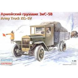 ZiS-5V Soviet WW2 Army Truck