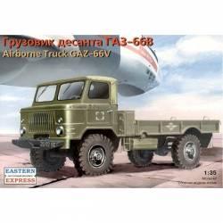 Airborne Truck GAZ-66