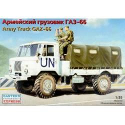 GAZ-66 Army Truck