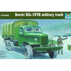 Soviet ZIL-157K military truck