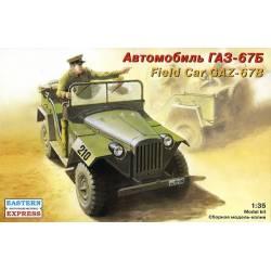 Field Car GAZ-67B