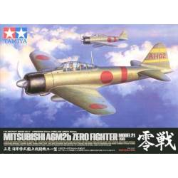 "MITSUBISHI A6M2b ZERO Fighter Model 21 ""Zeke"""
