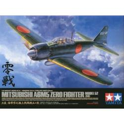 Mitsubishi A6M5 Zero Fighter Model 52 (Zeke)