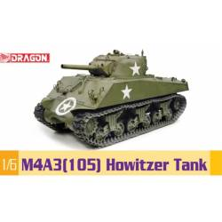M4A3(105) Howitzer Tank