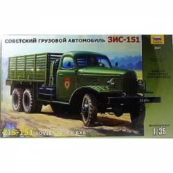 ZIS-151 Soviet Truck 6x6