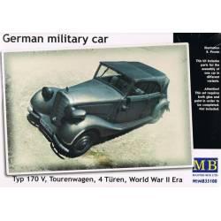 Typ 170V Tourenwagen 4 Türen WW II era