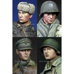 WW2 Allied Heads 1