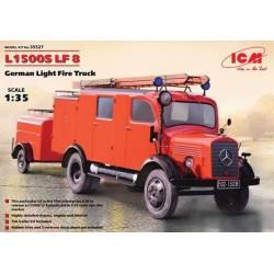 L1500S LF 8 German Light Fire Truck