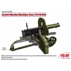 Soviet Maxim Machine Gun (1910/30)