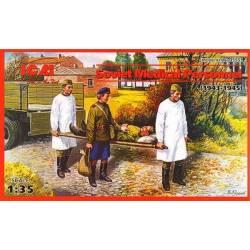 Soviet Medical Personnel (1943-45)