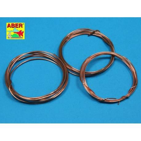 Wires set (diameter 0,8- 1 - 1,2) 1 m chacun