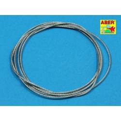 Stainless Steel Towing Cables Ø0,9mm, 1 m long