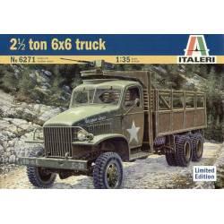 GMC 1.5 ton 6x6
