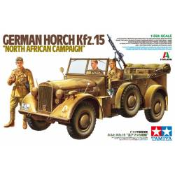 """German Horch Kfz.15 """"North African Campaign"""""""
