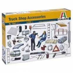 Truck Shop Accessories