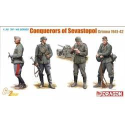 Conquerors of Sevastopol (Crimea 1941-42)
