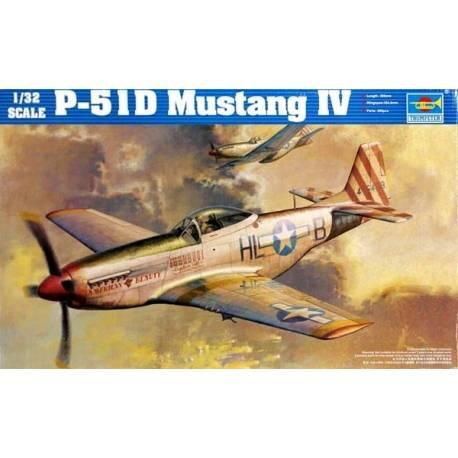 P-51D Mustang IV