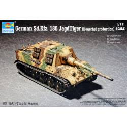 Sd.Kfz. 183 Jagdtiger (Henschel Production)
