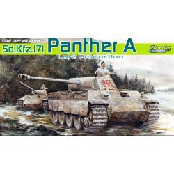 Sd.Kfz.171 Panther A Late Productionb PREMIUM EDITION