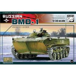 RUSSIAN BMD- 1