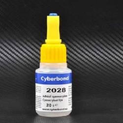 Tube de colle cyanoacrylate fluide 20g