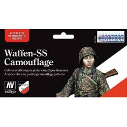 WAFFEN SS CAMOUFLAGE