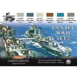 US NAVY WII SET2
