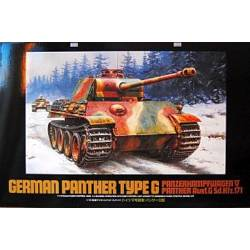 German Panther type G